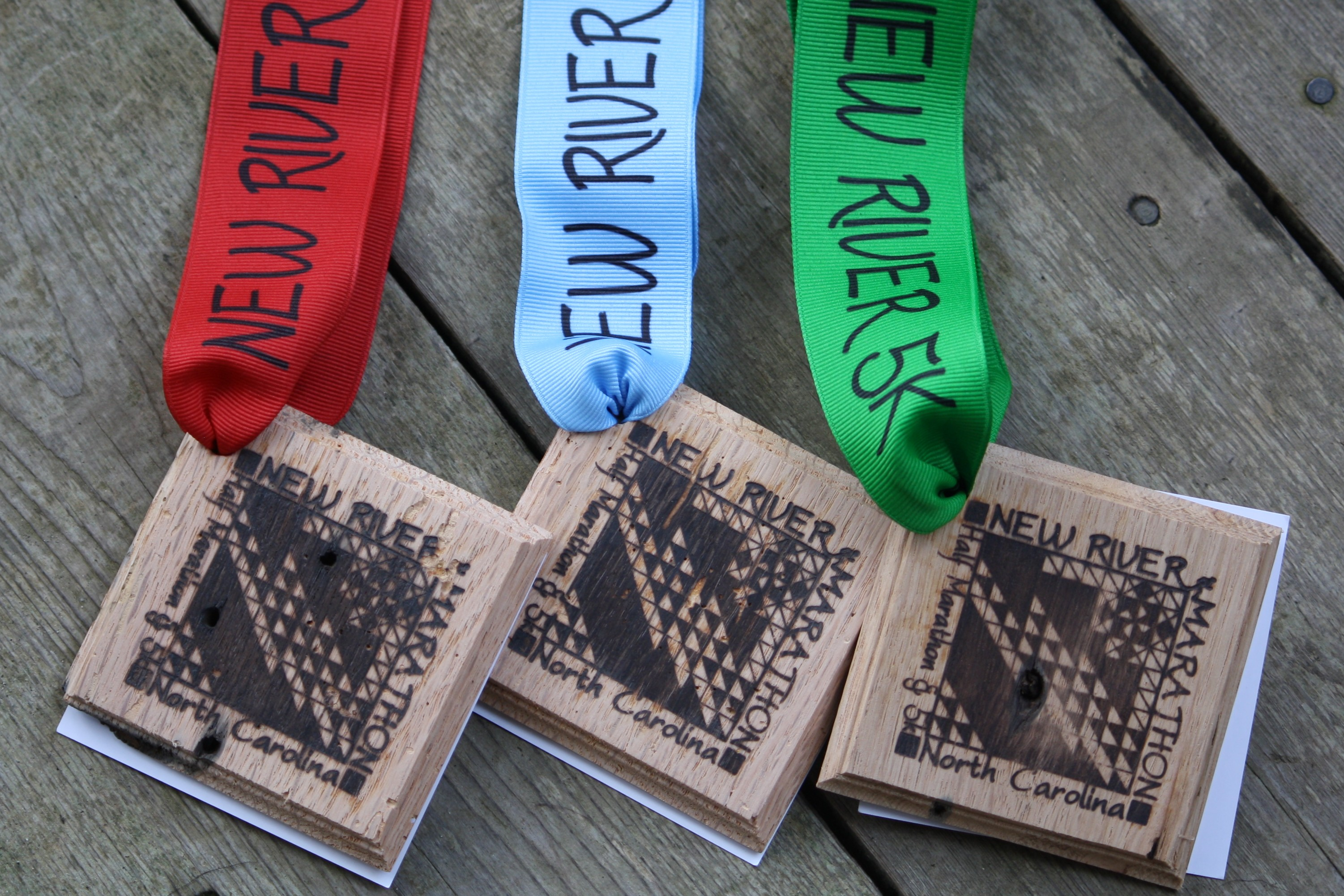 2014 Finisher Medallions